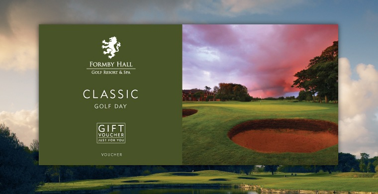 Formby Hall Golf Resort & Luxury Spa Classic Golf Day