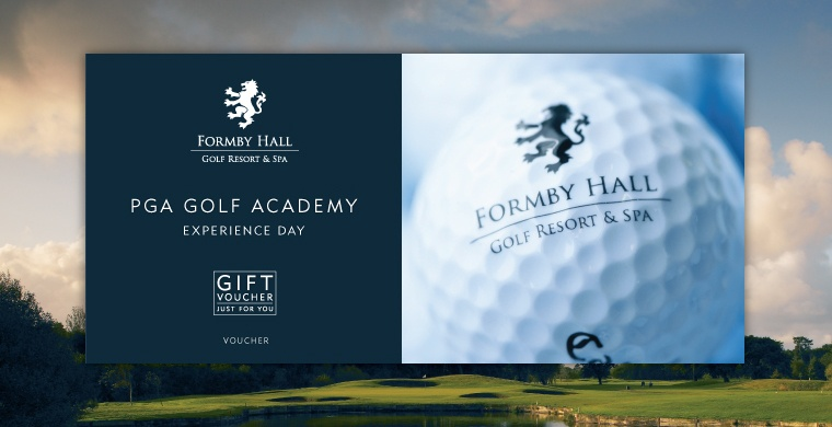 Formby Hall Golf Resort & Luxury Spa Experience Golf Day