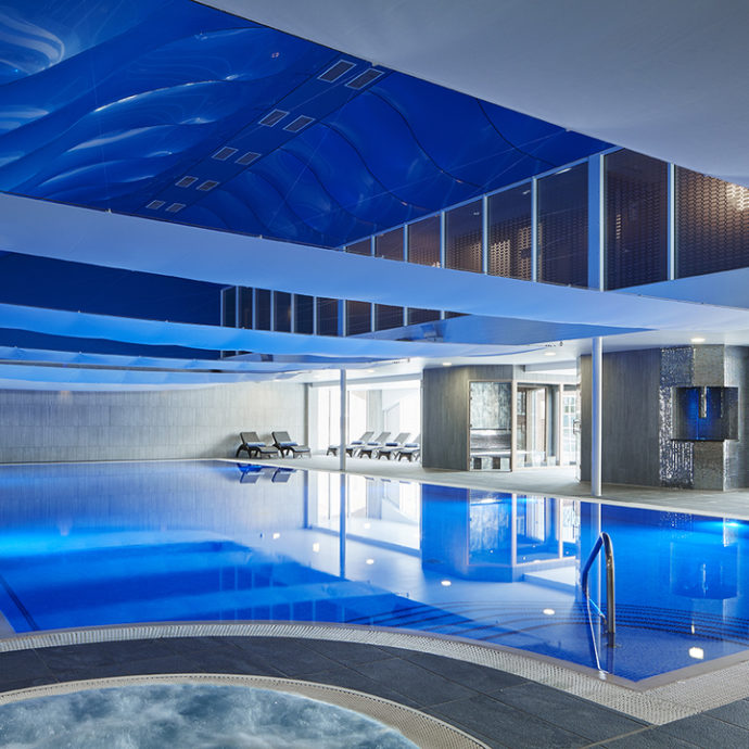 Formby Hall Golf Resort Wellbeing Swimming Pool