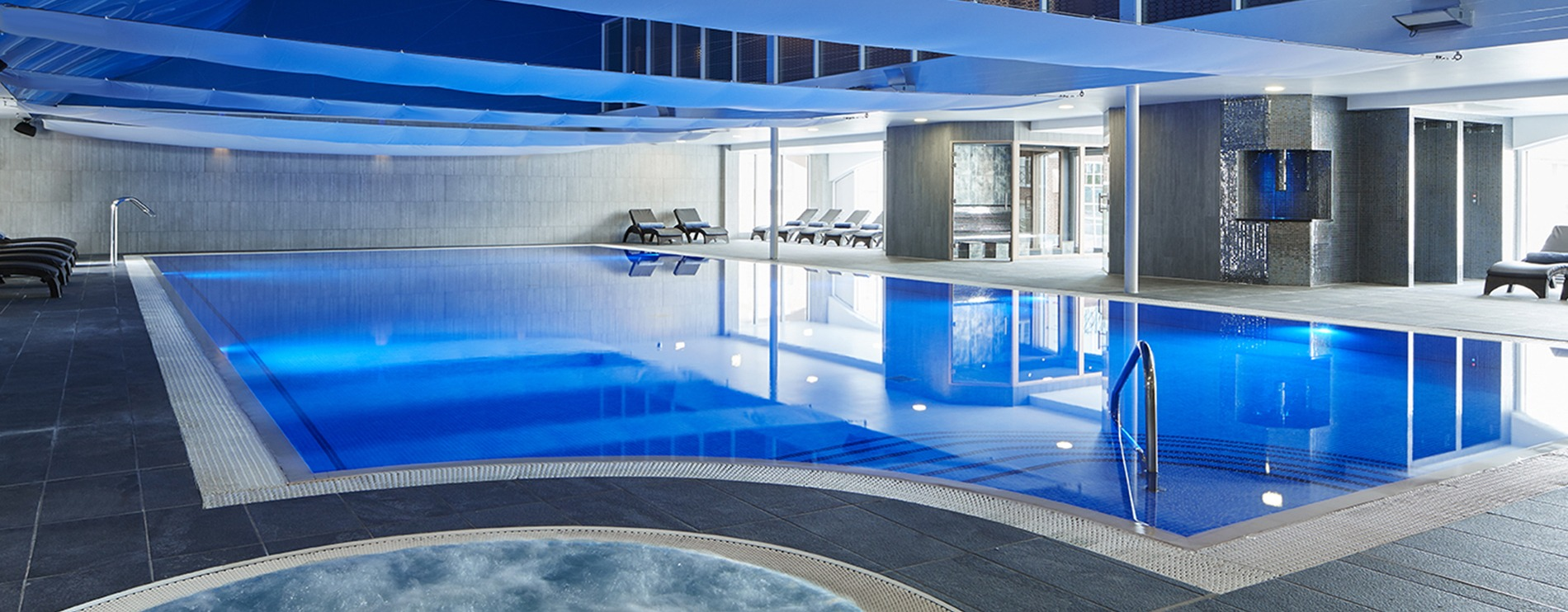 Formby Hall Golf Resort & Luxury Spa Swimming Pool
