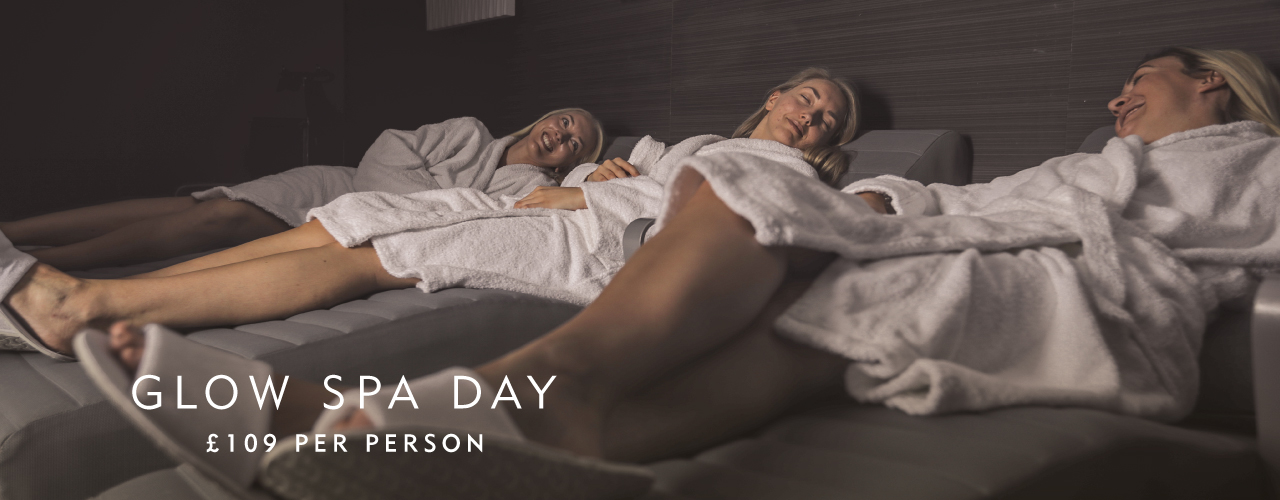 Glow Spa Day Formby Hall Golf Resort