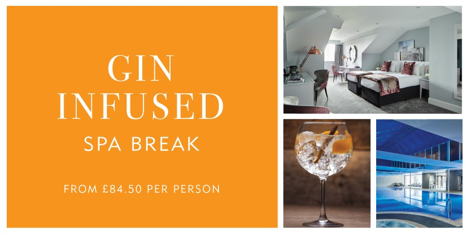 Formby Hall Golf Resort Gin Spa Break