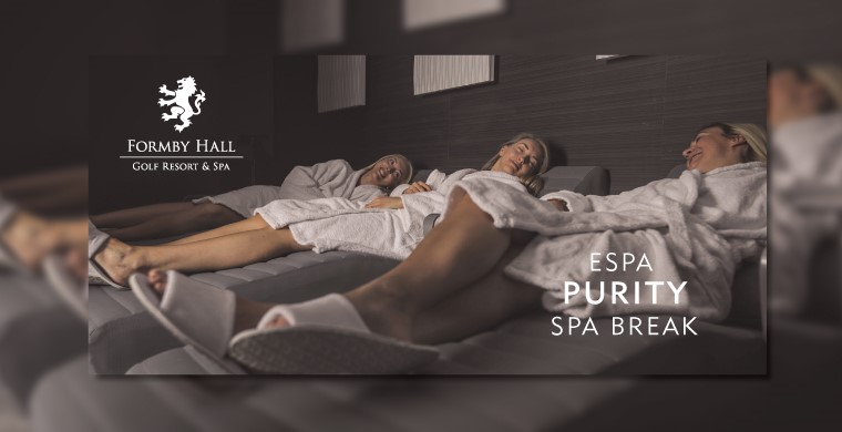 Formby Hall Golf Resort Purity Break Voucher