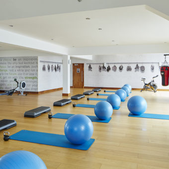 Formby Hall Golf Resort Fitness Studio Health Club
