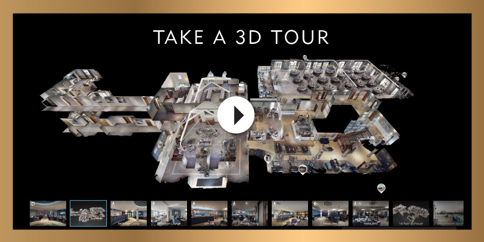 Take A 3D Tour Of Formby Hall Golf Resort