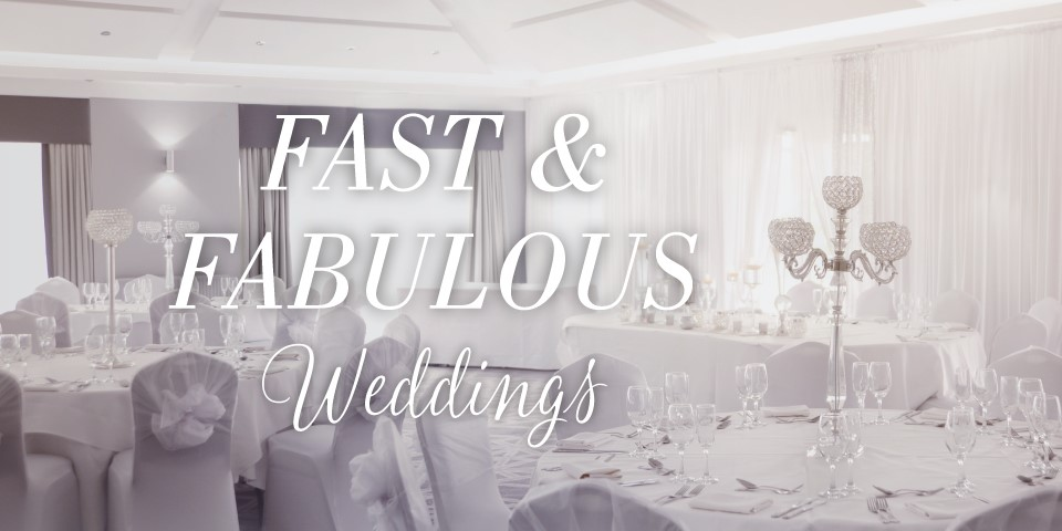 Fast & Fabulous Weddings Formby Hall Golf Resort