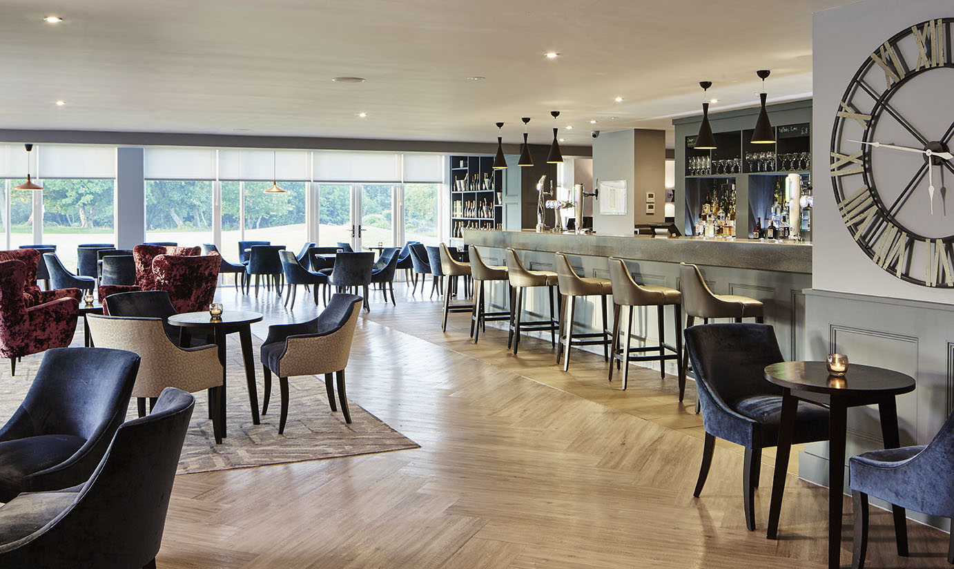 Formby Hall Golf Resort And Luxury Spa Bar