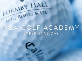 Formby Hall Golf Resort & Luxury Spa Golf Academy Experience Day
