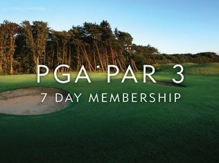 Formby Hall Golf Resort & Luxury Spa PGA Par 3 7 Day Membership