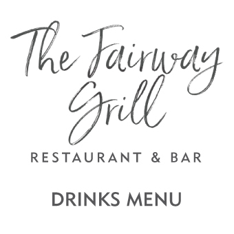 Formby Hall Golf Resort The Fairway Grill Drinks Menu Thumbnail