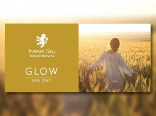 Formby Hall Golf Resort Glow Spa Day Voucher