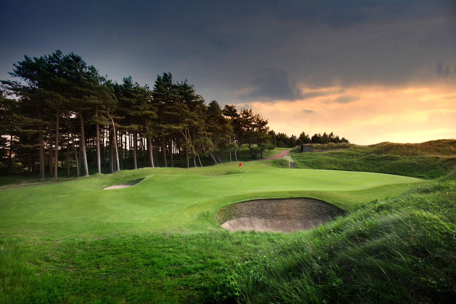 Formby Hall Golf Resort And Luxury Spa Hillside