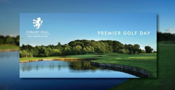 Formby Hall Golf Resort & Luxury Spa Premier Golf Day Voucher