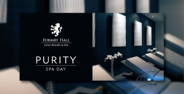 Formby Hall Golf Resort Purity Spa Day Voucher