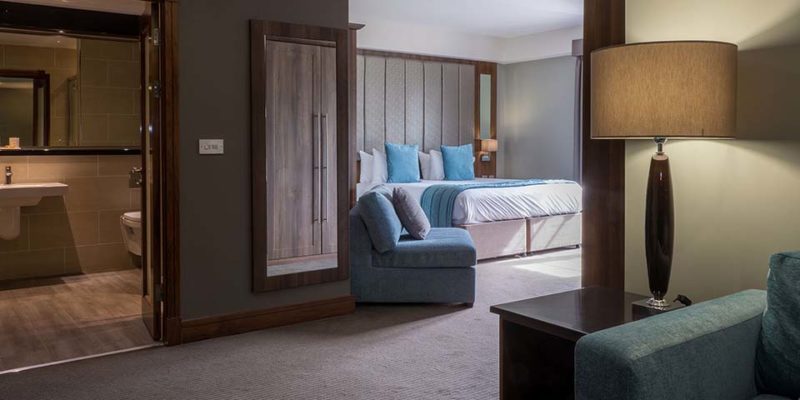 Formby Hall Golf Resort Deluxe Room