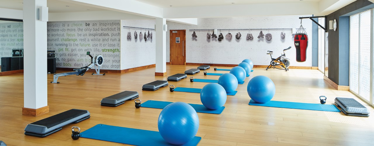 Formby Hall Golf Resort And Luxury Spa Fitness Studio