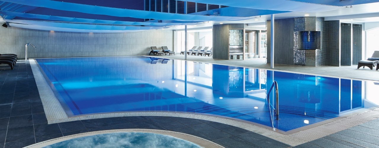 Formby Hall Golf Resort Spa Breaks Pool