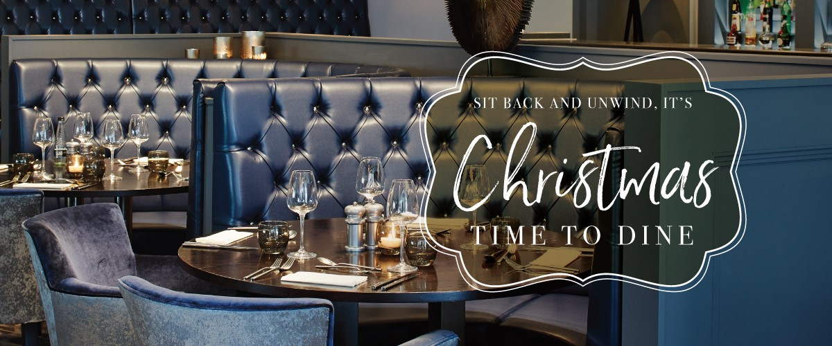 Formby Hall Golf Resort & Luxury Spa Christmas Lunch